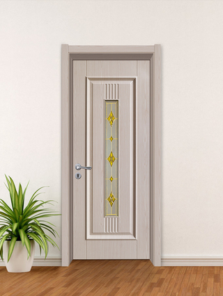 YK-619-Normal environment-friendly indoor WPC door