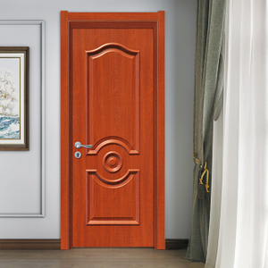 YK-705 Interior WPC Door for Hotel Project with Waterproof and Sound Insulation / pvc door / abs door / polymer door