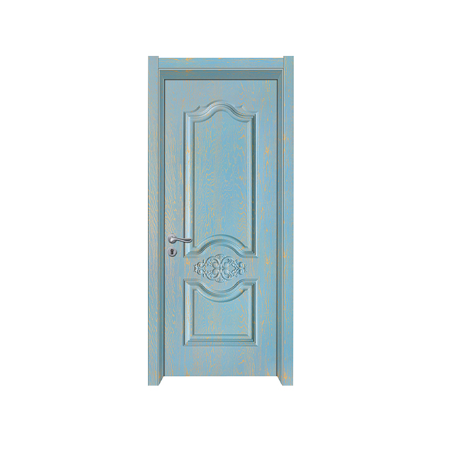 YK-646 Top selling Modern and simple style wpc door / pvc door / abs door / polymer door