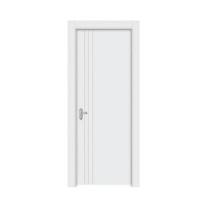 YK-104 Waterproof Anti-termite WPC Door / wpc hollow door / pure wpc door / polymer door